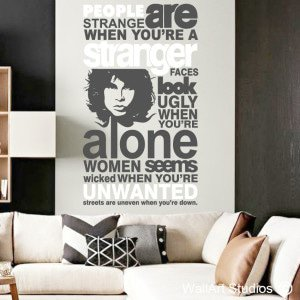 The Doors Wall Art Stickers