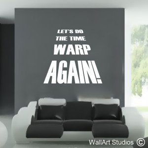 Rocky Horror Wall Art Vinyls
