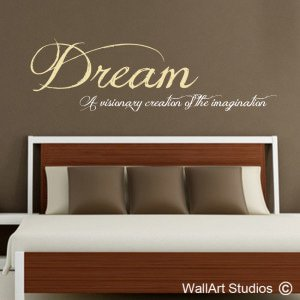 Dream Wall Art Decals