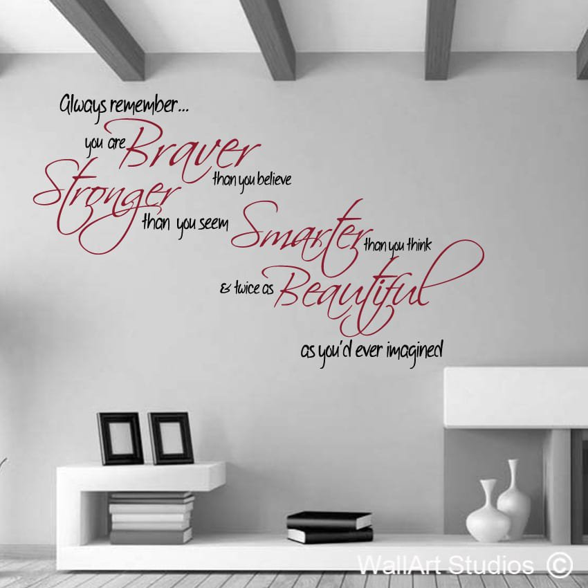 Wall Stickers Design Your Own Home Design Inspirations