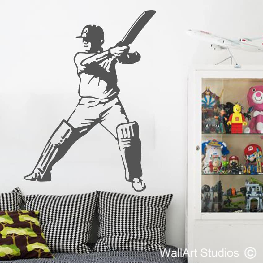 Sport Wall Art Wall Art Stickers Wall Art Studios UK - Sporting wall decals