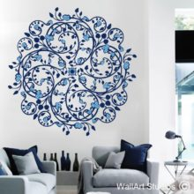 Patterns & Mandala's Wall Art