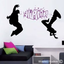 Teens Wall Art Decals