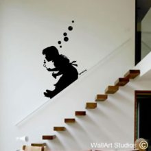 Banksy Wall Art Vinyls