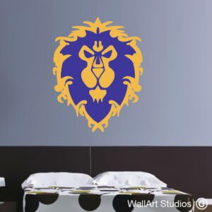 World of Warcraft Alliance Wall Decal