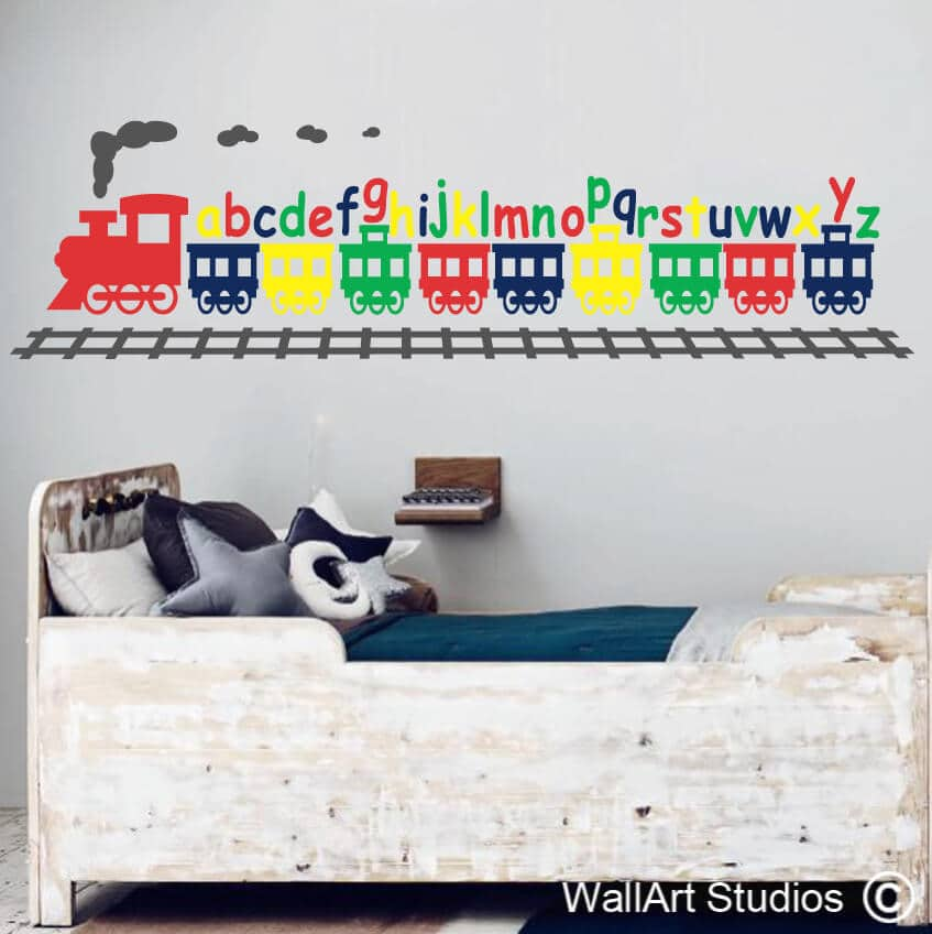nursery wall art stickers baby room wall decor wall art studios uk
